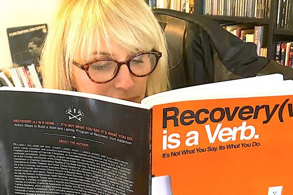 addiction recovery ebulletin recovery book