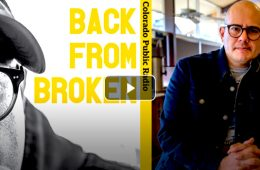 addiction recovery ebulletin Back from Broken