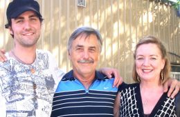 addiction recovery ebulletin Elliot Hudson story