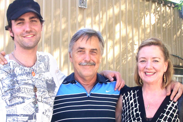 addiction recovery ebulletin Elliot Hudson story