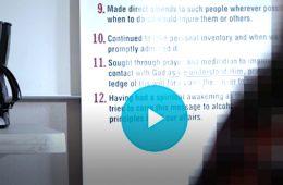 addiction recovery ebulletin aa video
