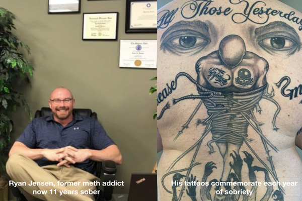 addiction recovery ebulletin meth high