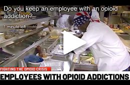 addiction recovery ebulletin opioid addiction employee