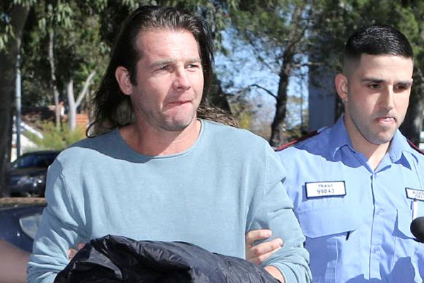 addiction recovery ebulletin Ben Cousins story