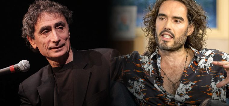 addiction recovery ebulletin Gabor Mate Russell Brand 2