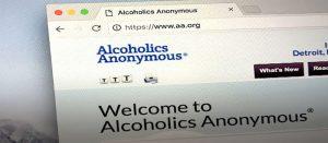 addiction recovery ebulletin alcoholics anonymous vs