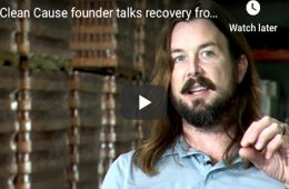 addiction recovery ebulletin clean cause founder