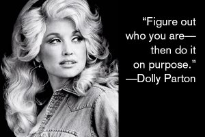 addiction recovery ebulletin dolly parton quote