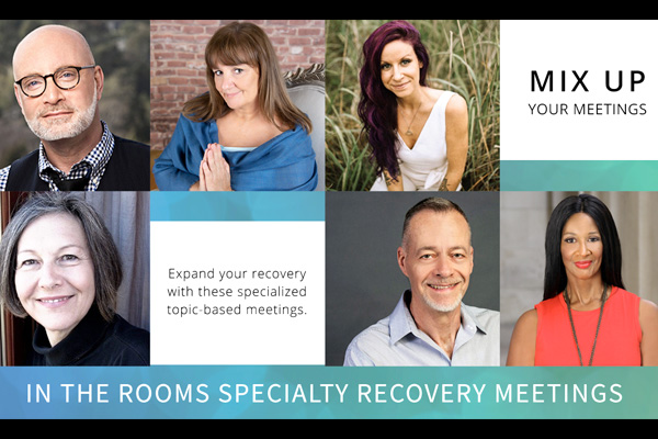addiction recovery ebulletin in the rooms