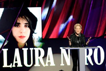 addiction recovery ebulletin Laura Nyro