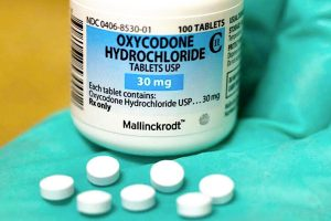 addiction recovery ebulletin Mallinckrodt charged