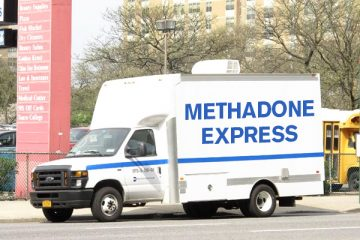 addiction recovery ebulletin Methadone courier nyc