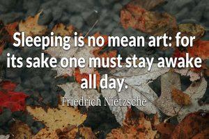 addiction recovery ebulletin Nietzsche quote