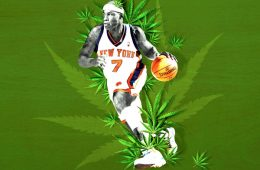 addiction recovery ebulletin Al Harrington weed