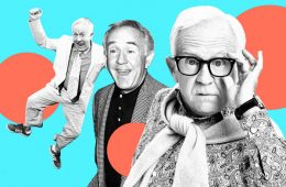 addiction recovery ebulletin Leslie Jordan story