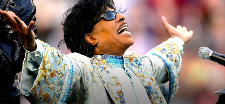 addiction recovery ebulletin Little Richard passes