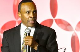 addiction recovery ebulletin Sugar Ray Leonard