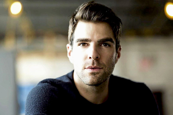 addiction recovery ebulletin Zachary Quinto story