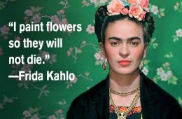 addiction recovery ebulletin quote frida kahlo