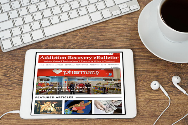 addiction recovery ebulletin screen addictions