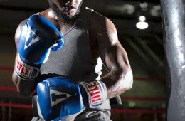 addiction recovery ebulletin Boxer Tim Hall