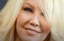 addiction recovery ebulletin Heather Locklear news 2