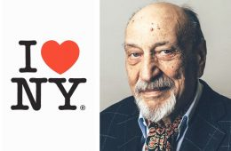 addiction recovery ebulletin Milton Glaser passes