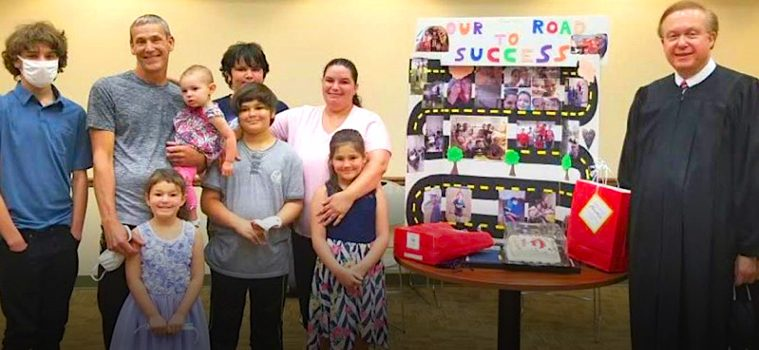 addiction recovery ebulletin couple gets kids back