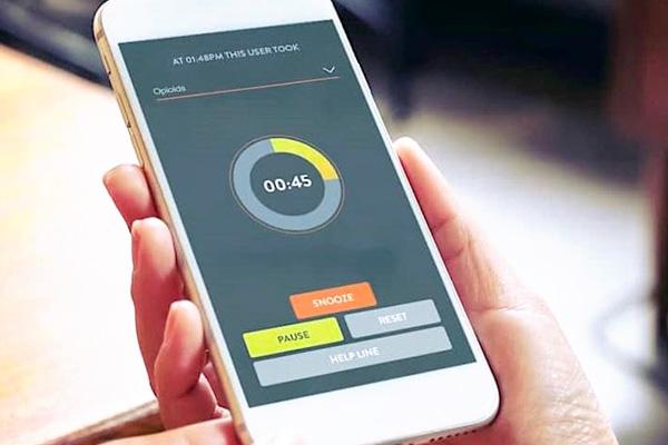 addiction recovery ebulletin overdose app