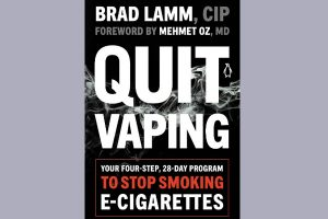 addiction recovery ebulletin quit vaping book