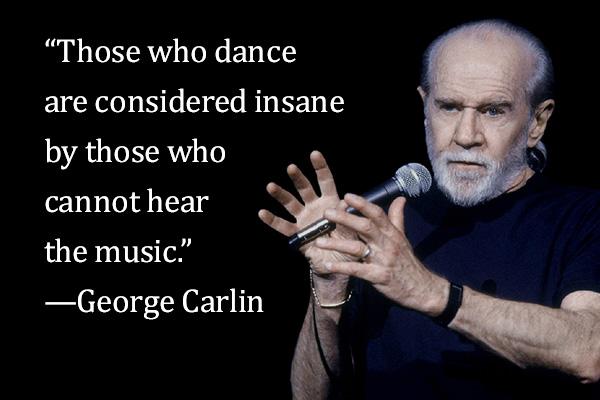 eBulletin QuoteOfWeek George Carlin